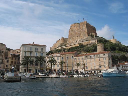 Port et citadelle de Bonifacio