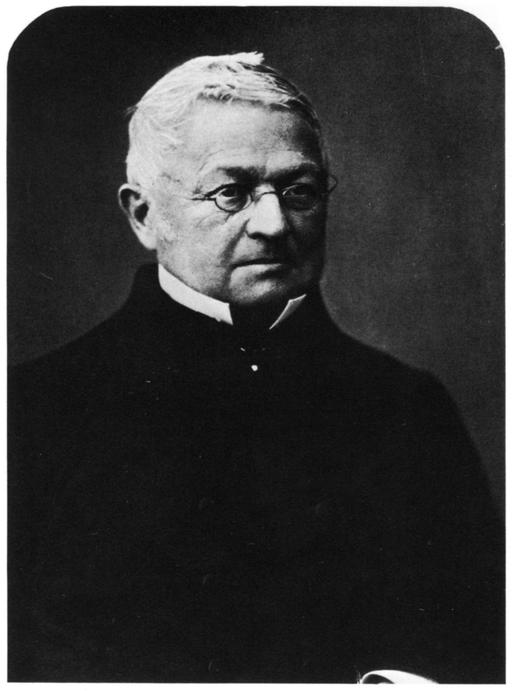 Portrait d'Adolphe Thiers par Nadar
