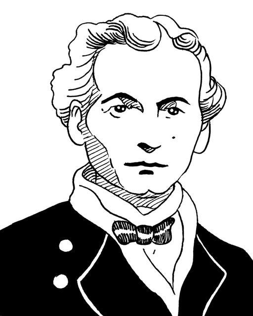 Portrait d'Auguste Denayrouze