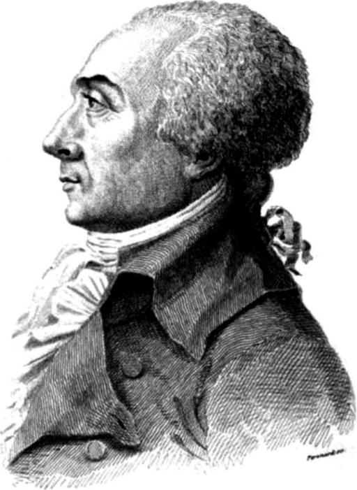 Portrait d'Hébert