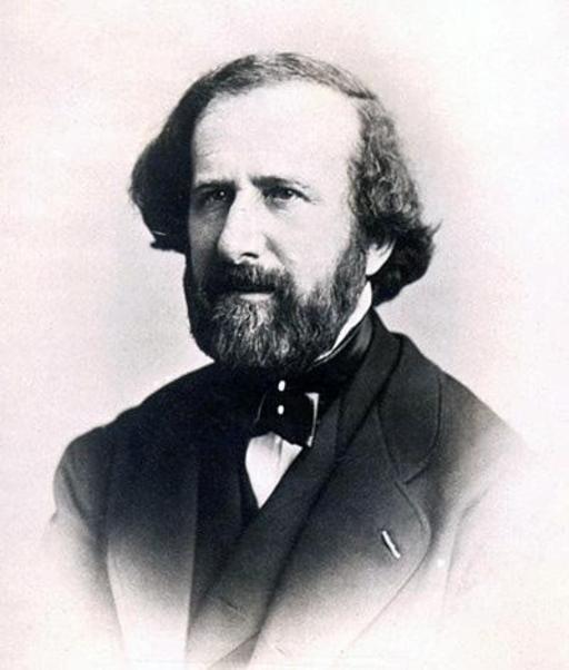 Portrait d'Hippolyte Fizeau