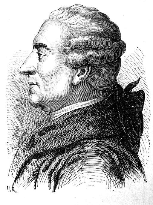 Portrait de Beaumarchais