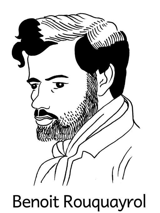 Portrait de Benoît Rouquayrol