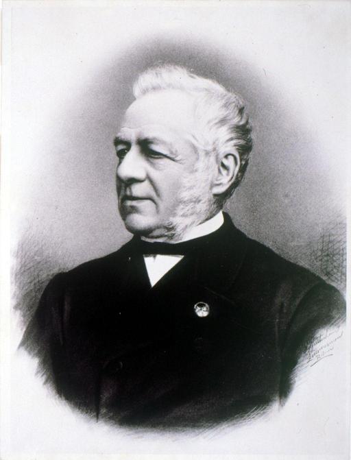Portrait de Buys-Ballot