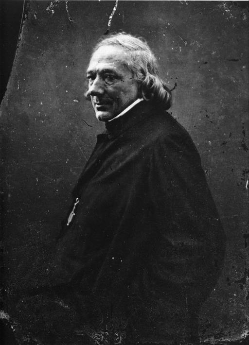 Portrait de Charles Philipon par Nadar