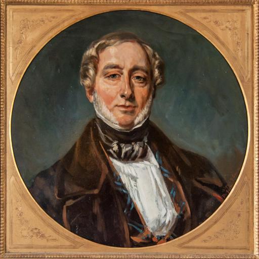 Portrait de Charles Xavier Thomas de Colmar