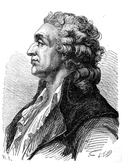 Portrait de Condorcet