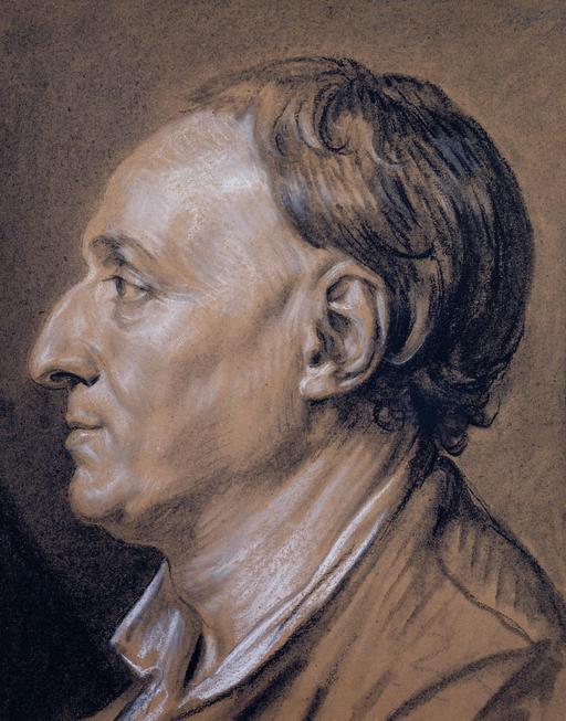 Portrait de Diderot en 1766