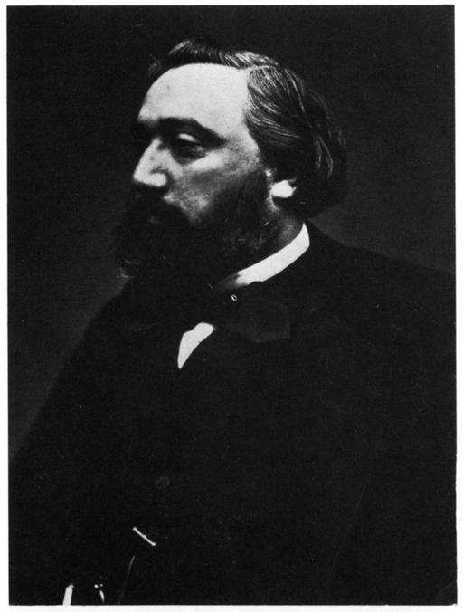 Portrait de Gambetta par Nadar en 1870