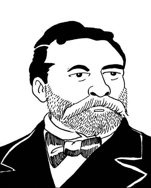 Portrait de Gustave Trouvé