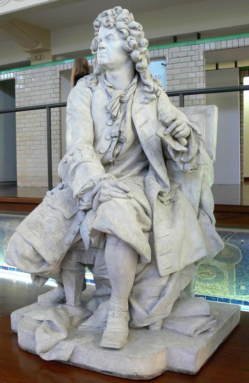 Portrait de Jean-Baptiste Lully
