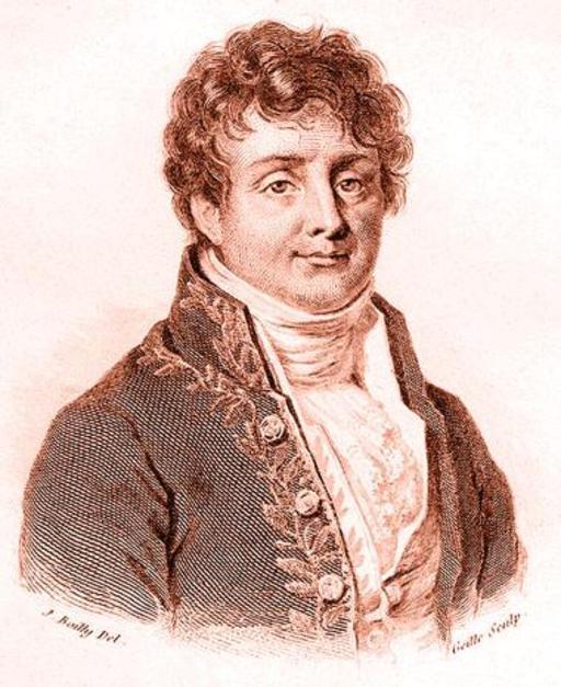 Portrait de Joseph Fourier