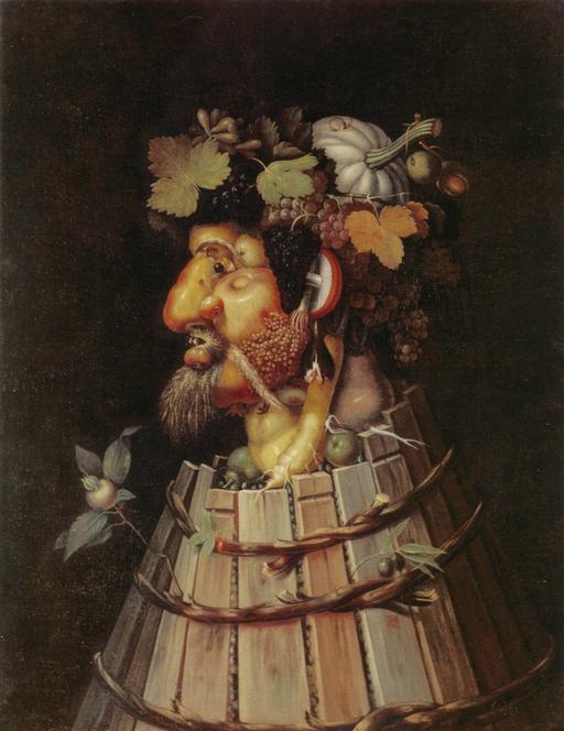 Portrait de l'automne