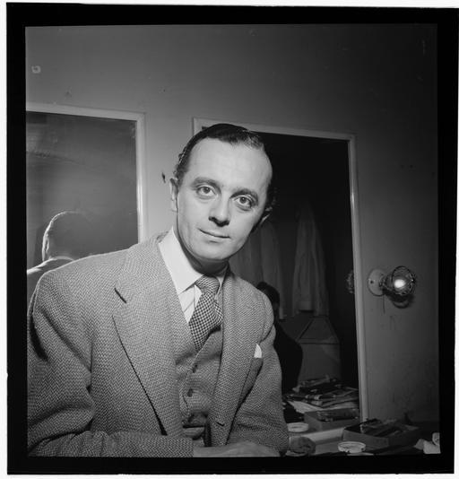 Portrait de Larry Adler
