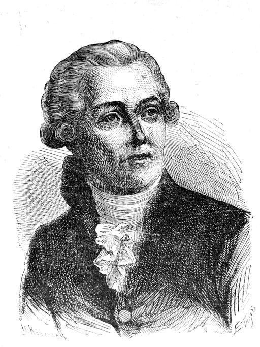 Portrait de Lavoisier