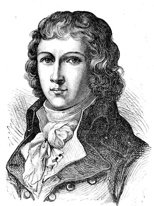 Portrait de Saint-Just
