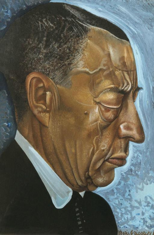 Portrait de Serge Rakhmaninov