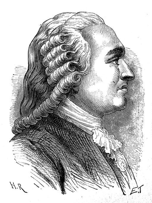 Portrait de Turgot (A.R.J., 1727-1781)