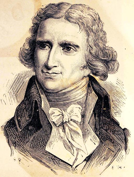 Portrait d'Antoine Parmentier