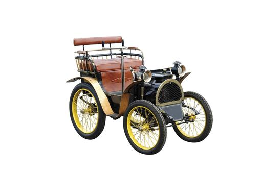 Première Renault en 1898