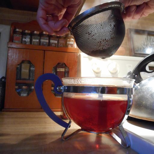 Préparation du thé - 3