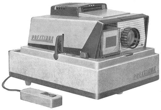 Projecteur de diapositives