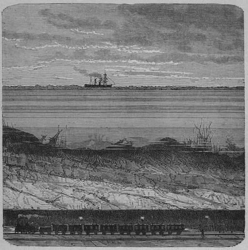 Projet de tunnel sous la Manche