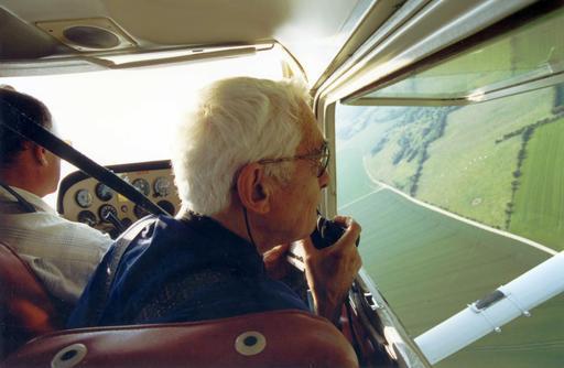 Prospection aérienne par Roger AGACHE