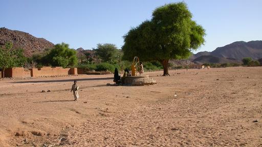 Puits à Timia au Niger