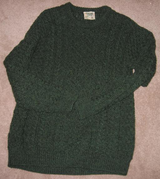 Pull d'hiver en laine