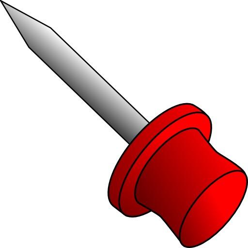 Punaise de bureau à tête rouge