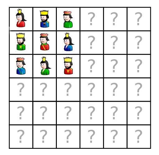 Puzzle d'Euler