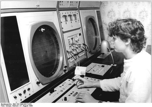 Radar météo en 1988
