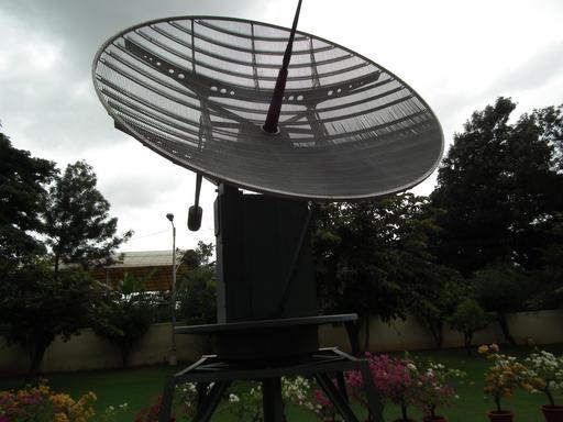 Radar météorologique en Inde