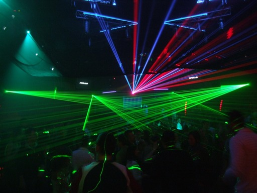 Rayons laser