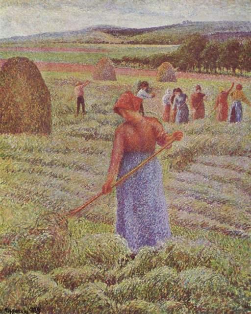 Récolte du foin