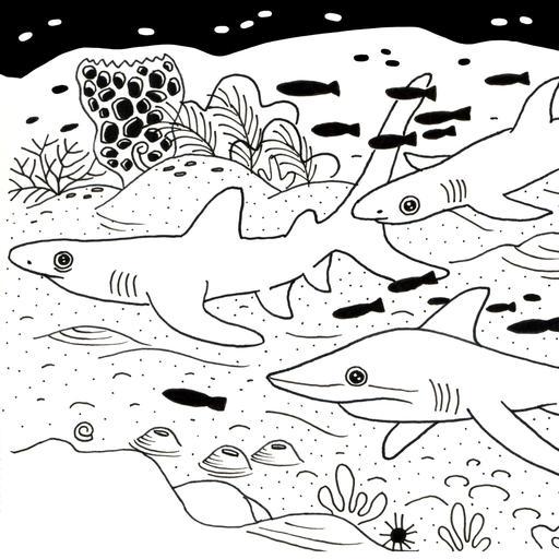 Banc de requins