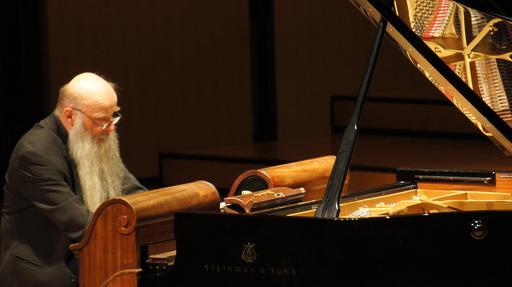 Rex Lawson au pianola