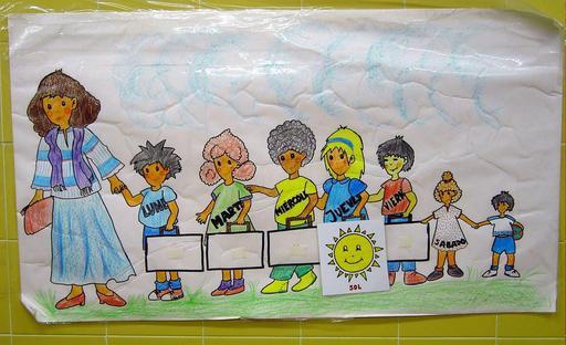 Rituels scolaires en maternelle