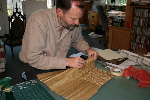 Robert Lang et l'origami