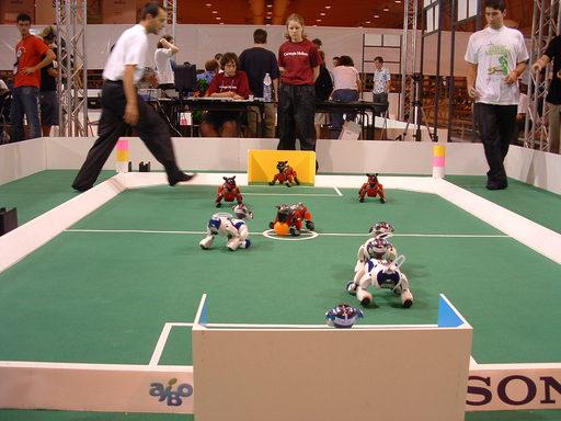 Robocup de 2004