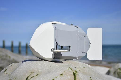 Robot poisson ISplash en 2014