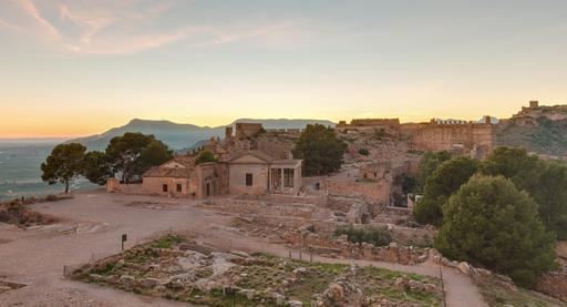 Ruines du château de Sagunto