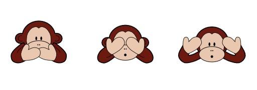 Sagesse de singe