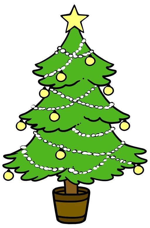 Sapin de Noël de Chloé