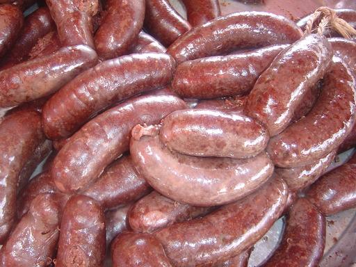 Saucisses de La Réunion