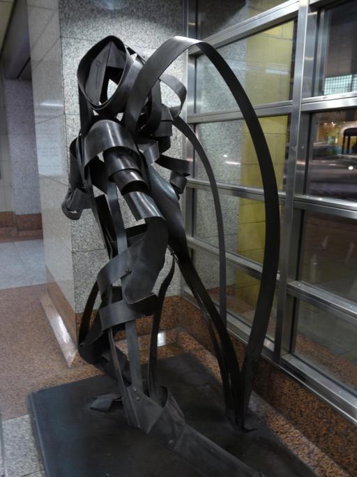 Sculpture d'ange