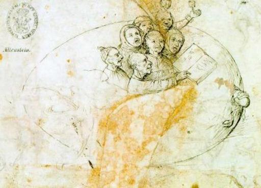 Sept chanteurs dans un oeuf