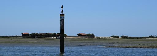 Signalisation chenal du Bassin d'Arcachon
