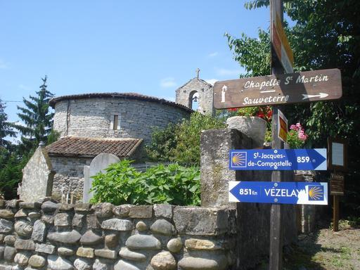 Signalisation jacquaire en Béarn